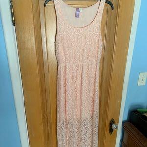 Alya Lace Dress
